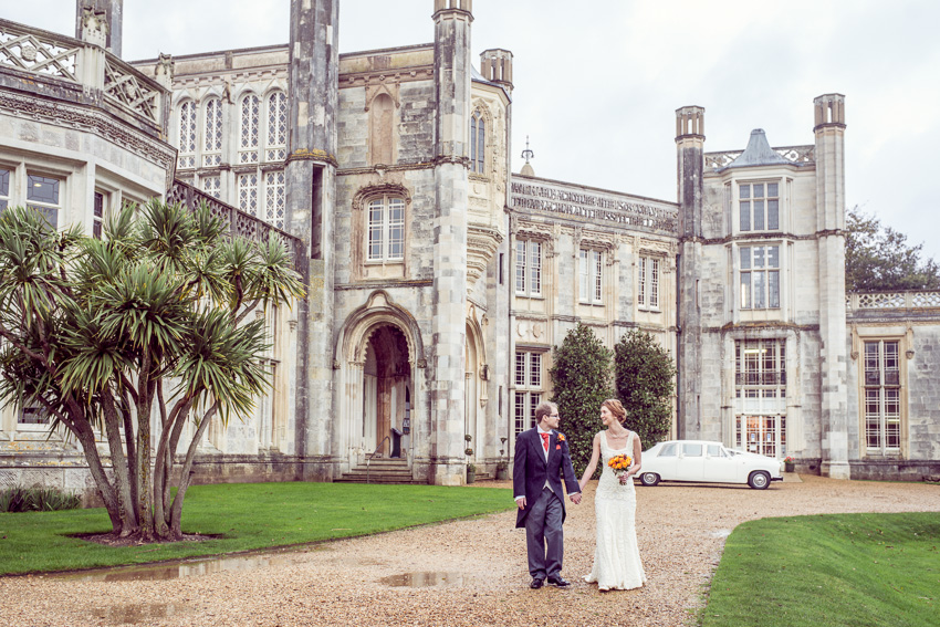 Highcliffe Castle Weddings - 00034