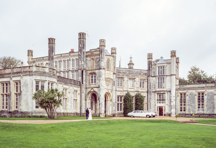 Highcliffe Castle Weddings - 00035