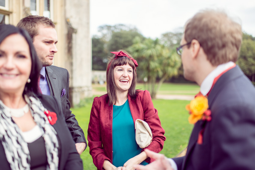 Highcliffe Castle Weddings - 00038