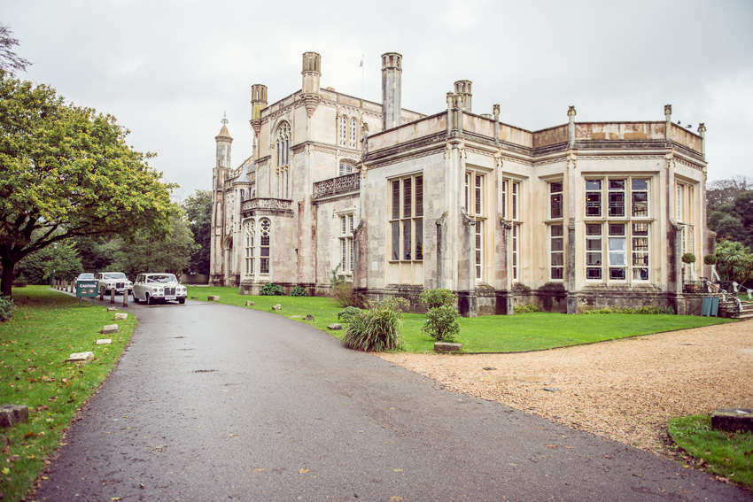 Highcliffe Castle Weddings - 00060