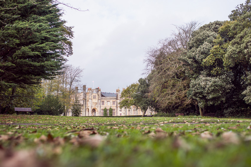 Highcliffe Castle Weddings - 00072