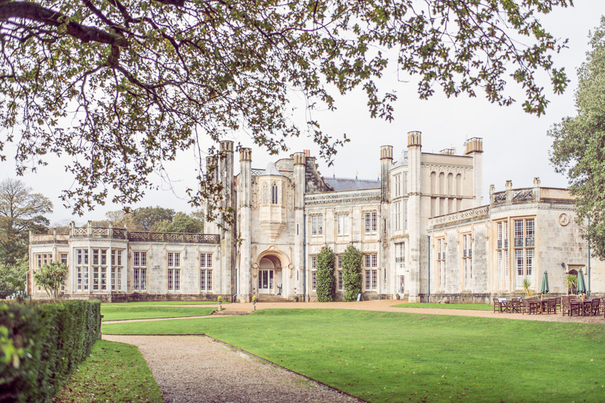 Highcliffe Castle Weddings - 00074