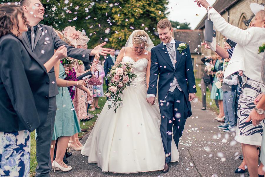 Canford Magna Wedding  _-3