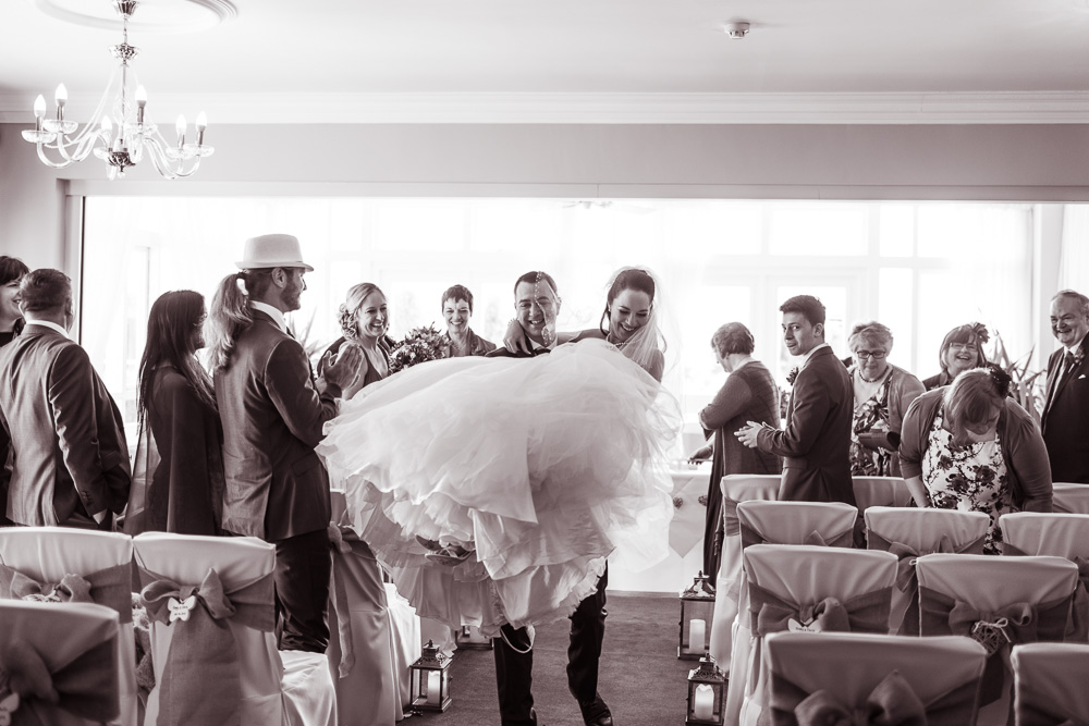 Christchurch Harbour Hotel Wedding Photographer -1 b-15