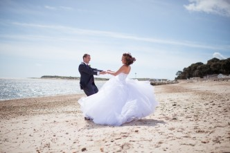 Christchurch Harbour Hotel wedding