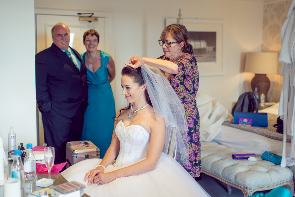 Christchurch Harbour Hotel Wedding Photographer -43