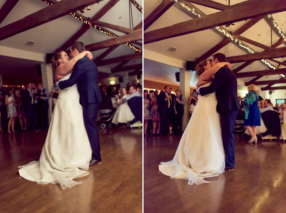 East Horton Golf Club Wedding Photographer