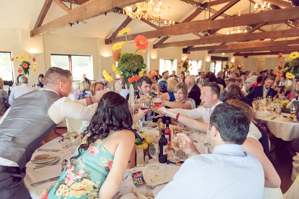 East Horton Golf Club Wedding Photographer