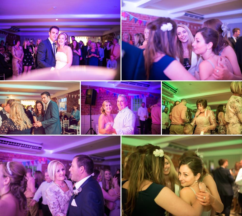 Sopley Mill Wedding Photographer _0412