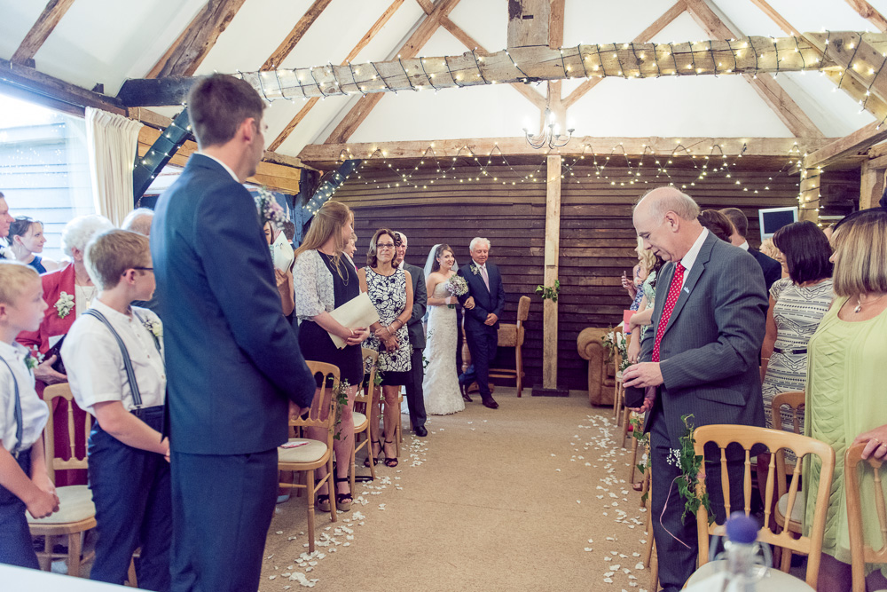 Clock Barn Wedding  -100