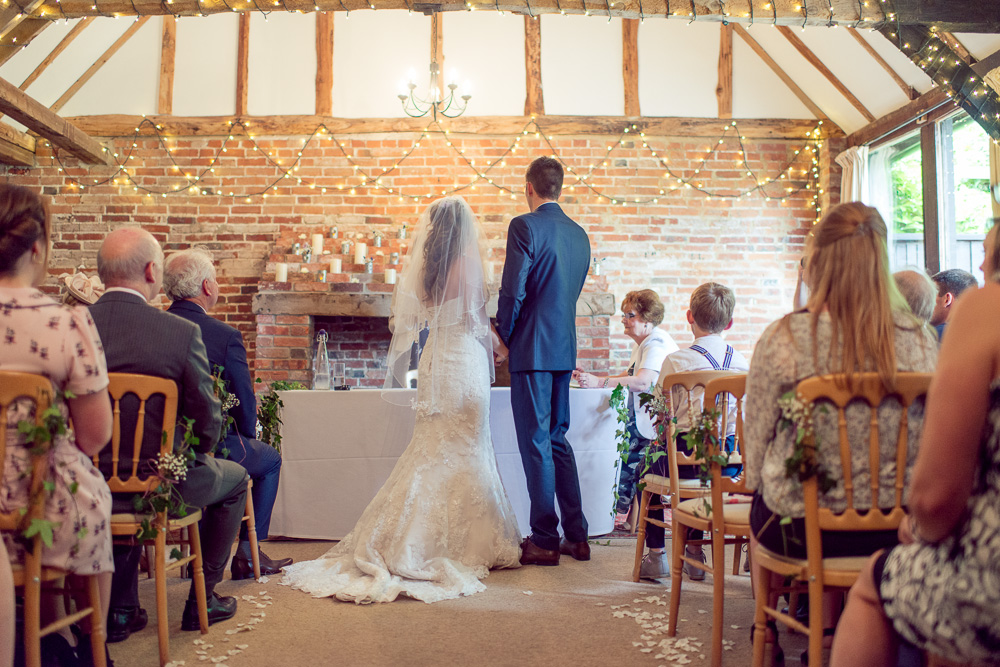 Clock Barn Wedding  -101