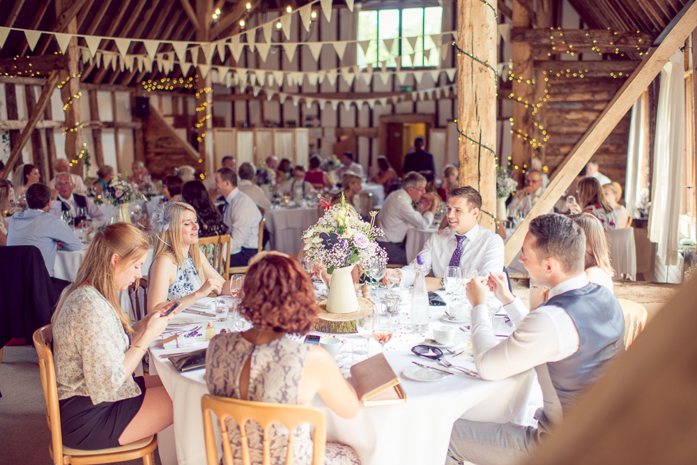 Clock Barn Wedding  -184
