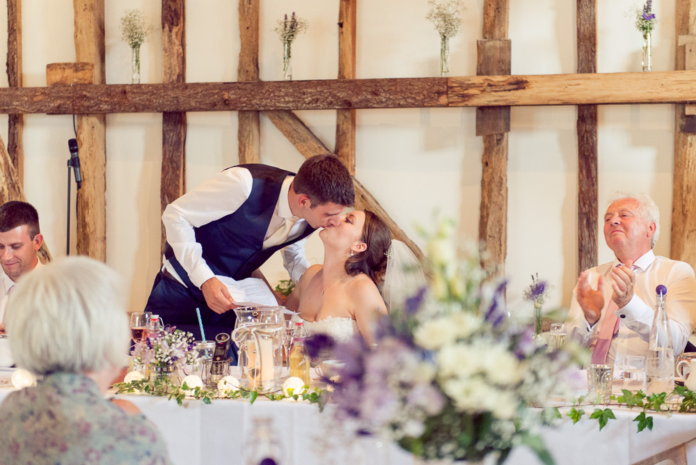 Clock Barn Wedding  -194