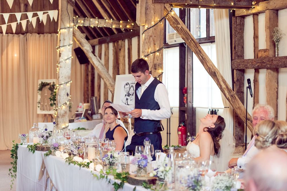 Clock Barn Wedding  -197