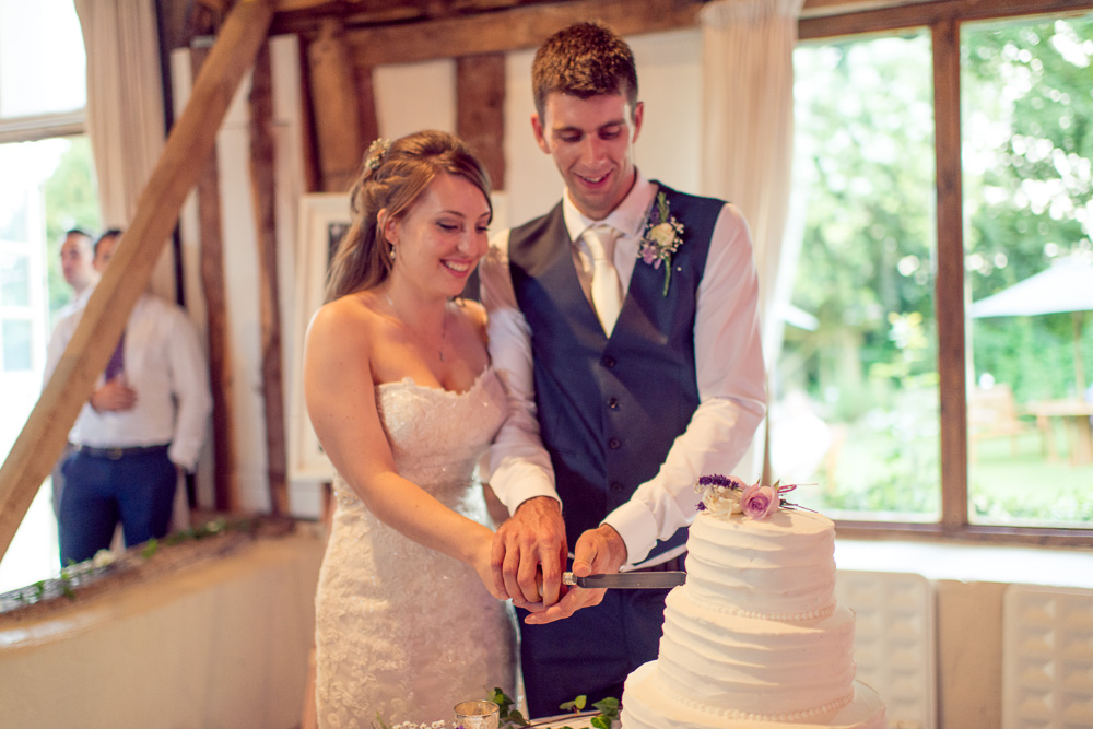 Clock Barn Wedding  -222