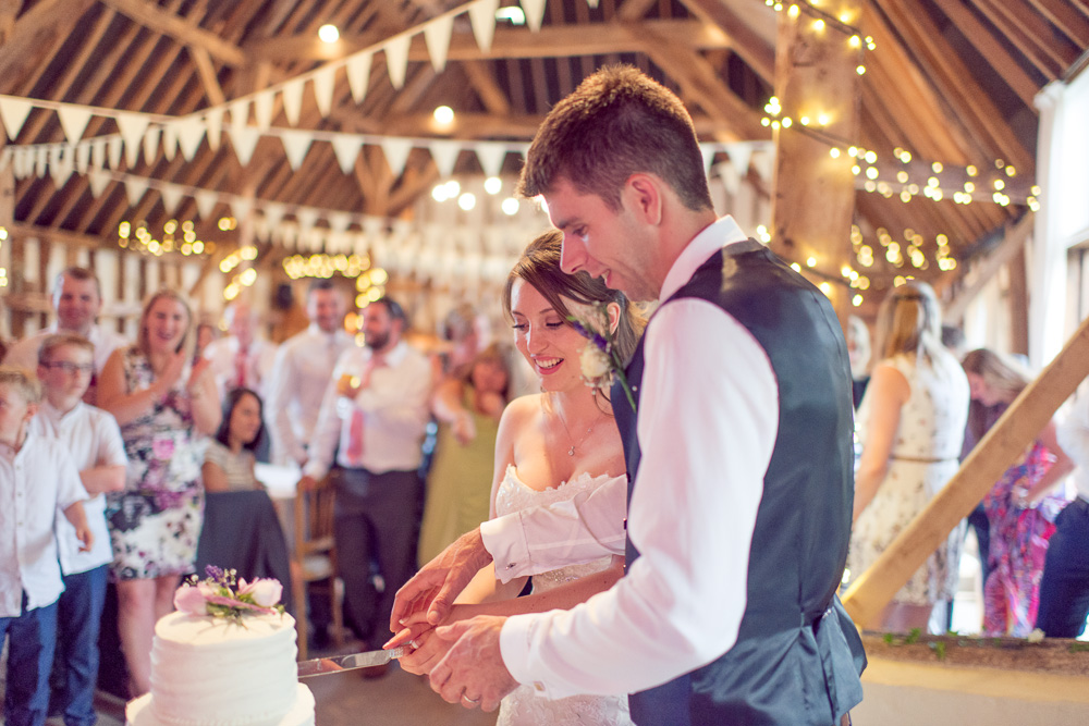 Clock Barn Wedding  -223