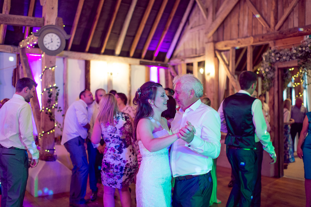 Clock Barn Wedding  -233