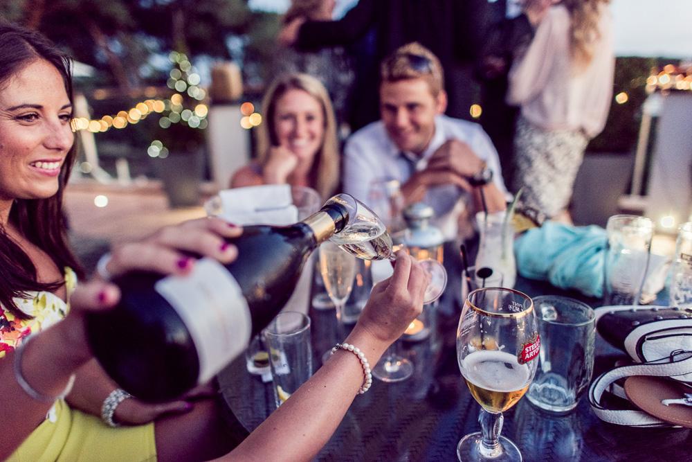 Harbour Heights Hotel Wedding -271