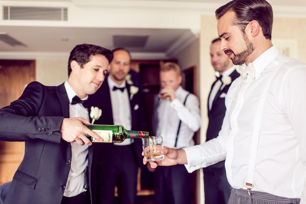 Harbour Heights Hotel Wedding -60