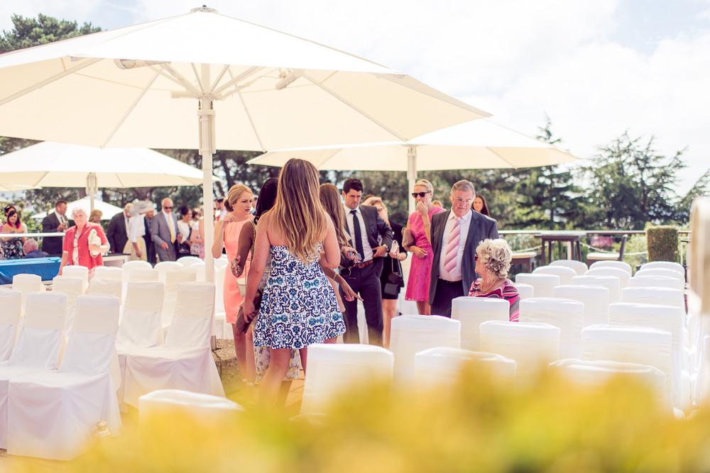 Harbour Heights Hotel Wedding -83