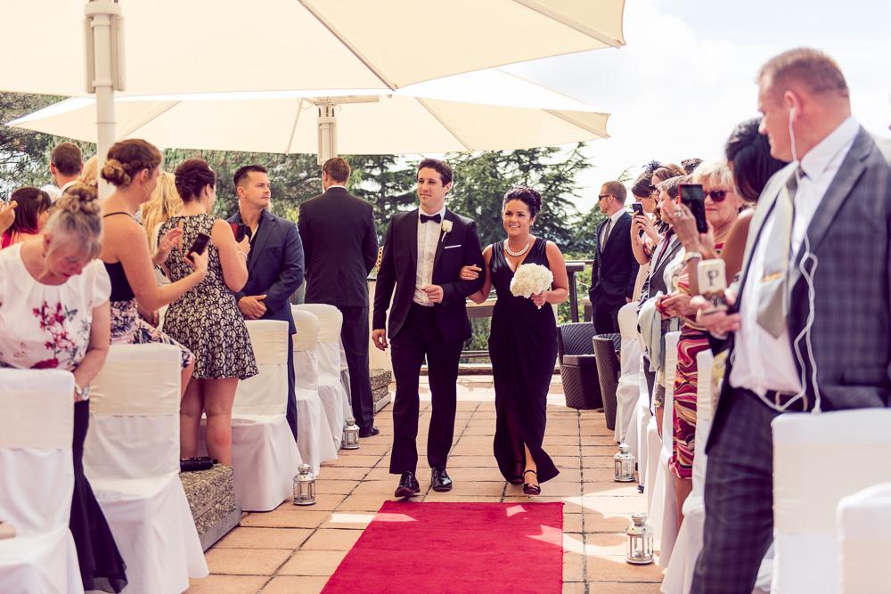 Harbour Heights Hotel Wedding -89