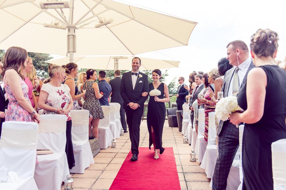 Harbour Heights Hotel Wedding -93