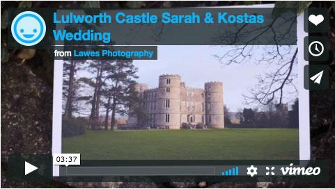 Lulworth-Castle-Wedding-Videography