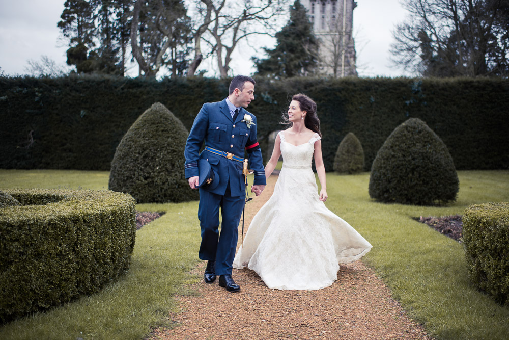 Lulworth Castle Wedding Photographer Beautiful Portraits
