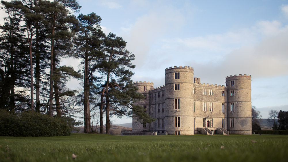 Lulworth Castle Wedding Venue