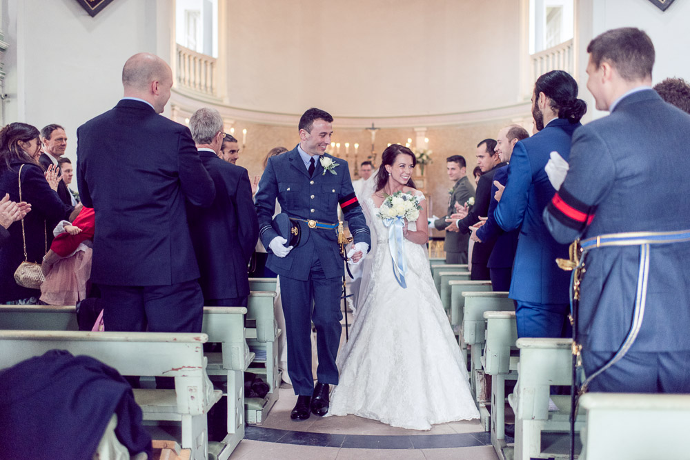 Lulworth Castle Chapel Dorset Ceremony