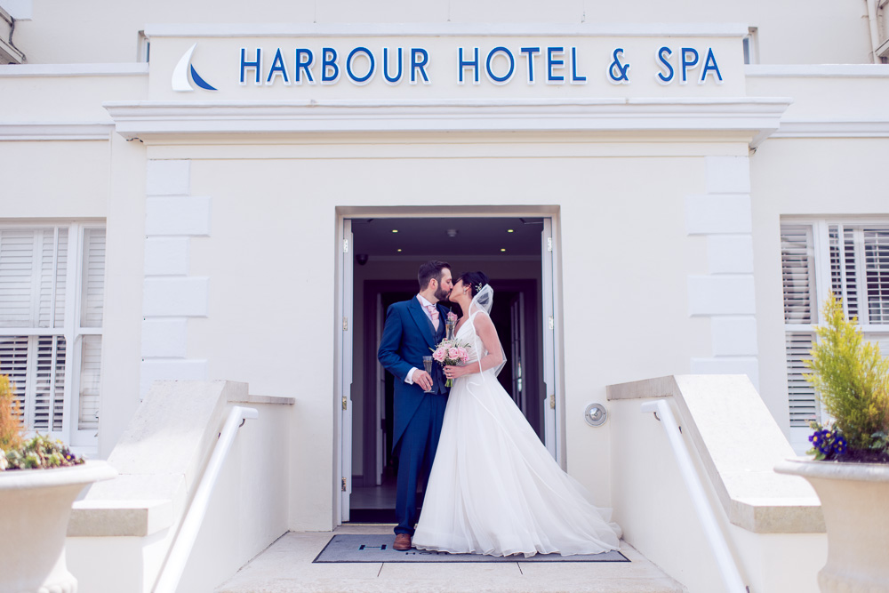 Christchurch Harbour Hotel & Spa Wedding Photographer - 0001 - _DSC0018