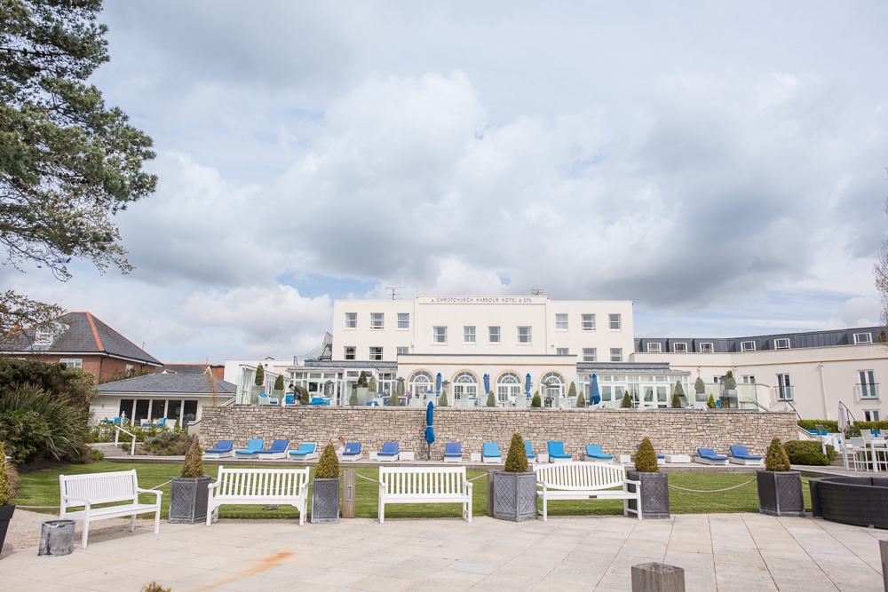 Christchurch Harbour Hotel & Spa Wedding venue - 0006 - _DSC2910