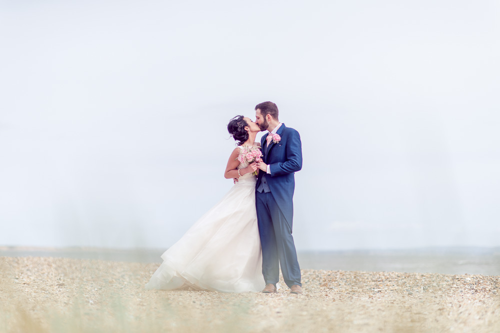 Christchurch Harbour Hotel Wedding Beach photography close by