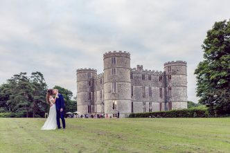 0003 Lulworth Castle Wedding Photography -_DSC3716