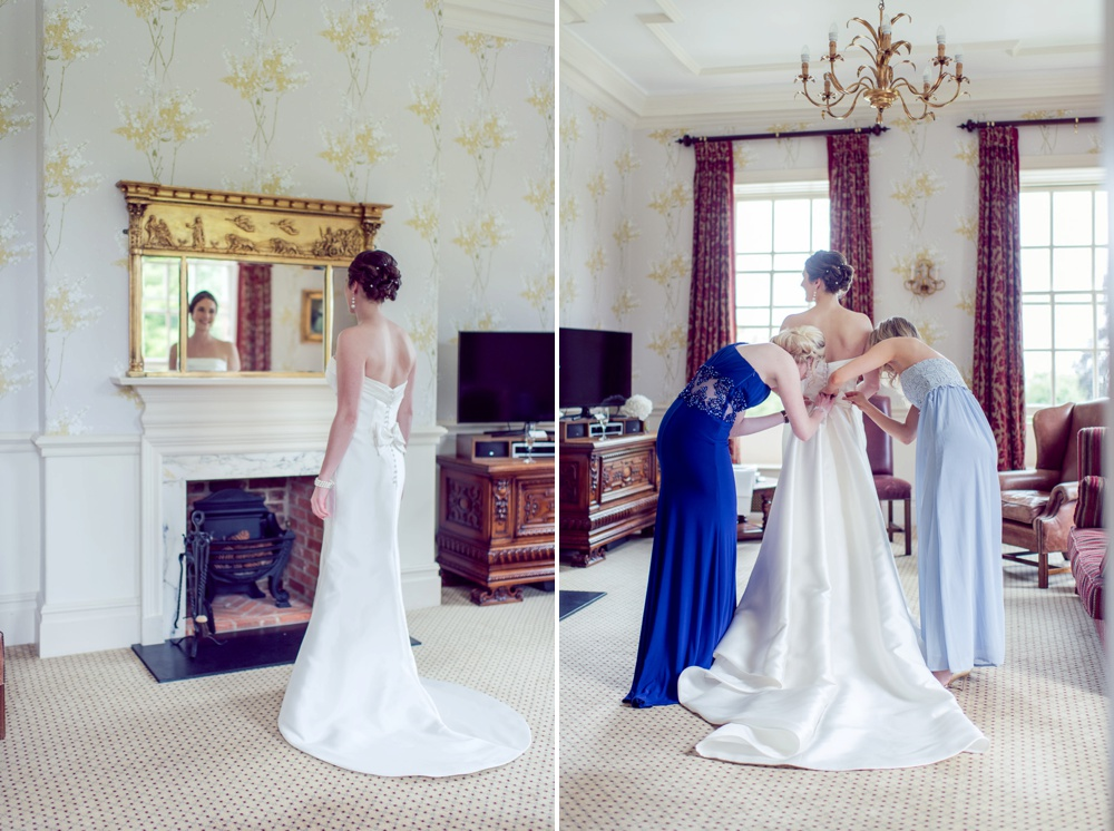 Lainston House Wedding_0091