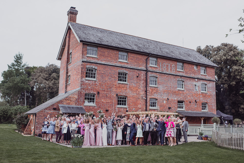Sopley Mill Church Wedding -0161