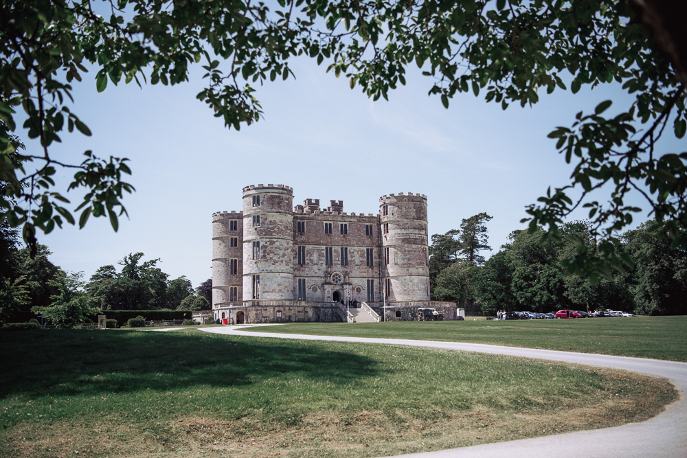 Lulworth castle wedding 0021