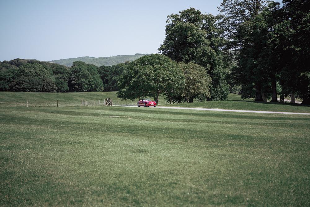 Lulworth castle wedding 0027