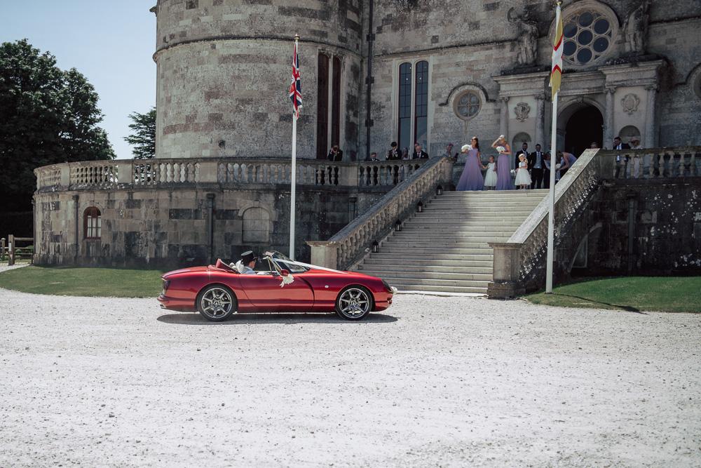 Lulworth castle wedding 0028