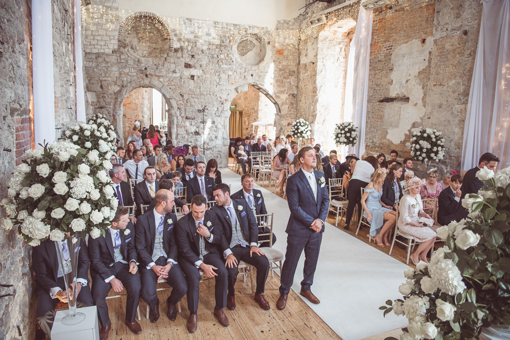 Lulworth castle wedding 0033