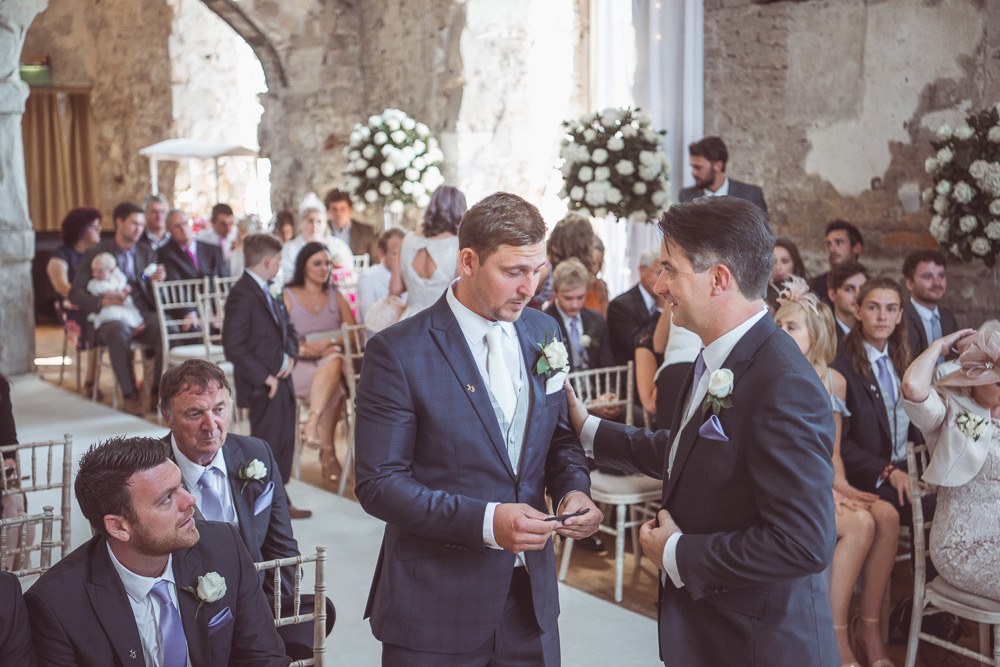 Lulworth castle wedding 0034