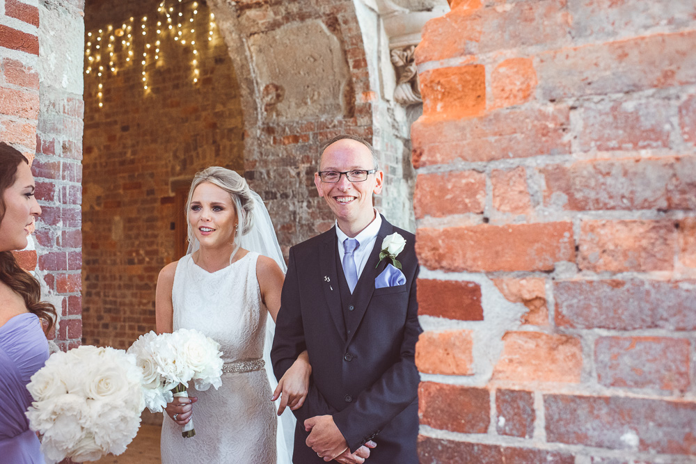 Lulworth castle wedding 0036