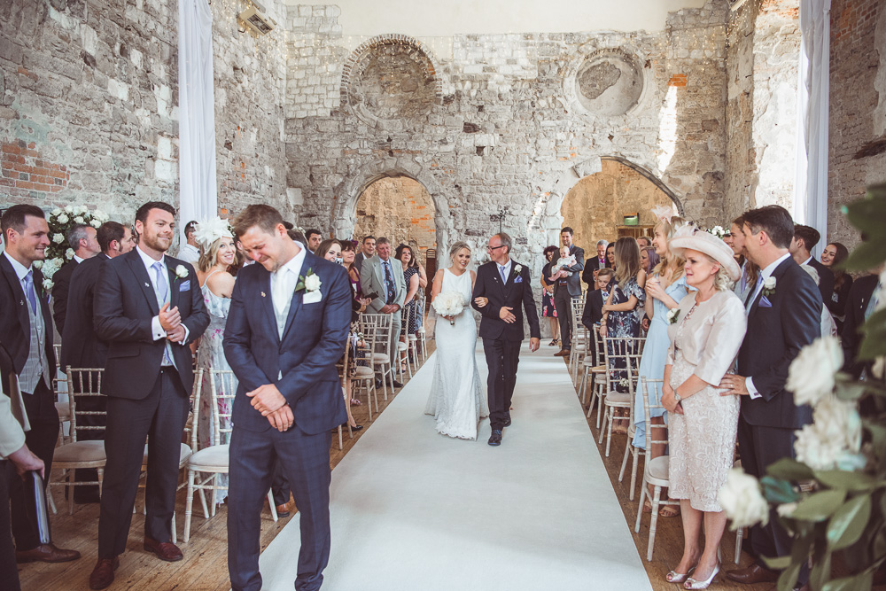Lulworth castle wedding 0038
