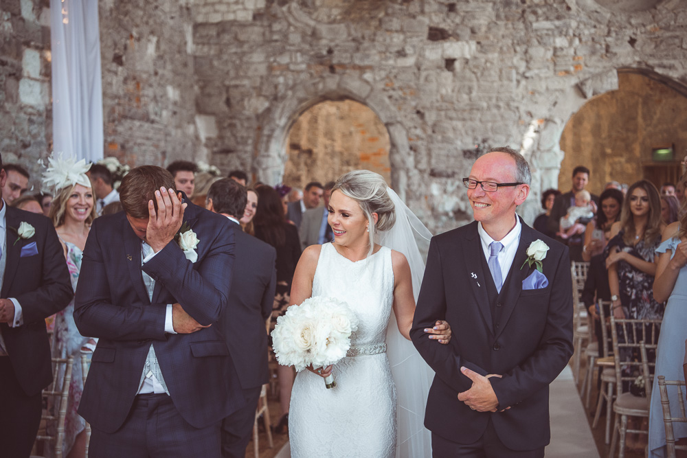 Lulworth castle wedding 0039