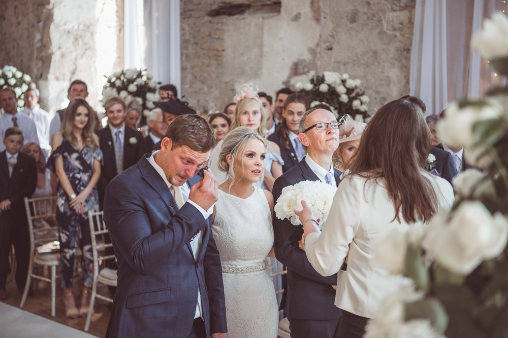 Lulworth castle wedding 0040