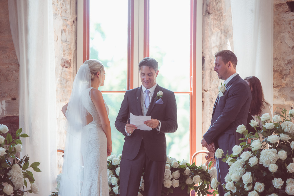 Lulworth castle wedding 0042