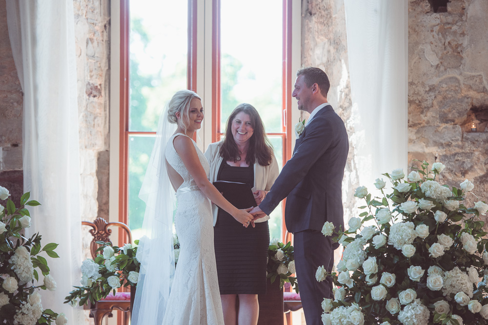 Lulworth castle wedding 0043