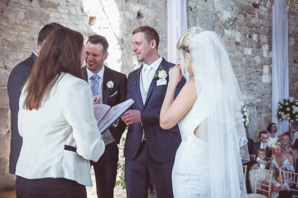 Lulworth castle wedding 0046