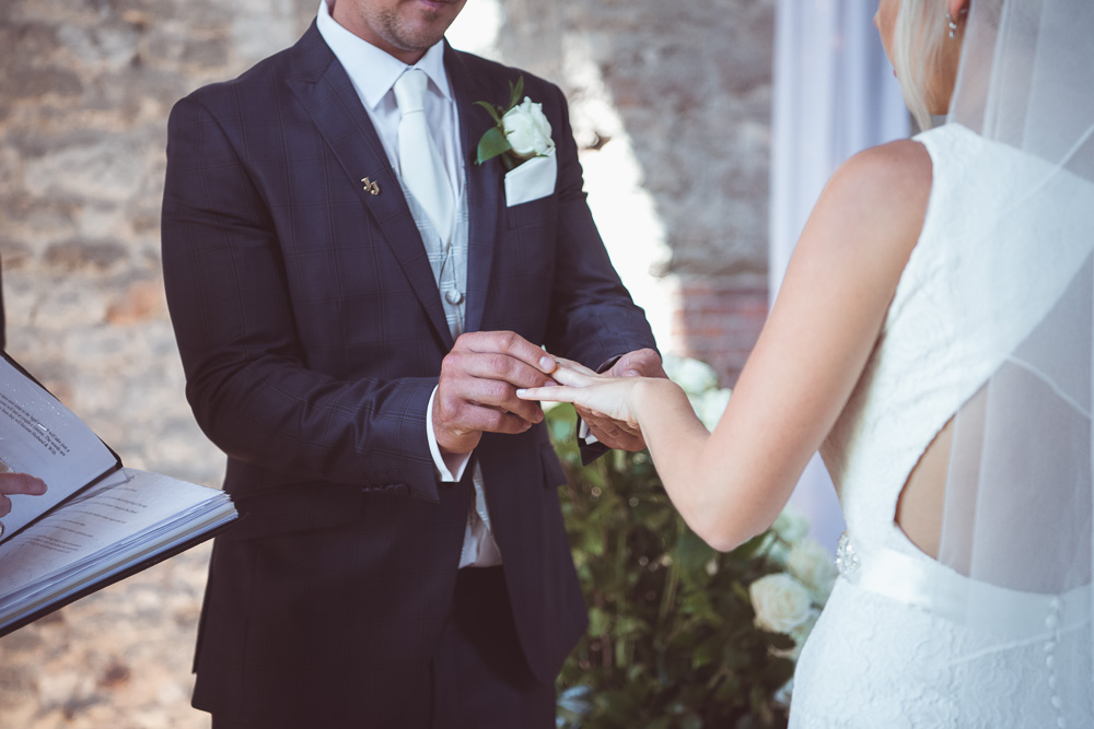 Lulworth castle wedding 0047