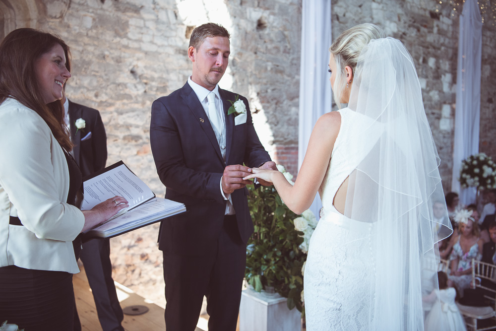 Lulworth castle wedding 0048